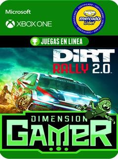Dirt Rally 2.0 - Xbox One - Online/offline