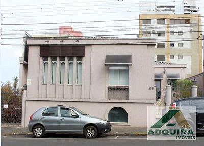 Comercial Casa Com 4 Quartos - 4515-v