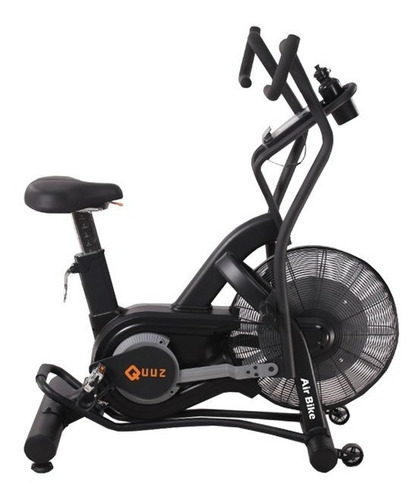 Air Bike Bicicleta A Correa Aire Computadora Quuz - Gymtonic