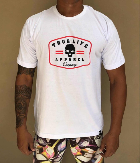 Camisetas Masculinas Kit C/10 Pçs