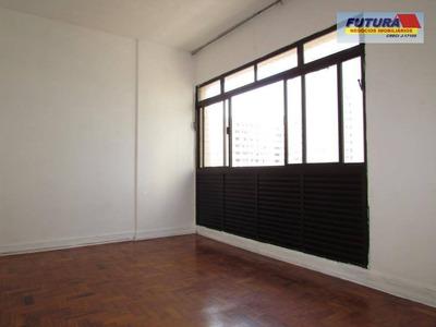 Studio Com 1 Dormitório Para Alugar, 52 M² - Gonzaguinha - São Vicente/sp - St0297