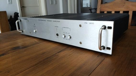 Amplificador Cygnus Pa-800