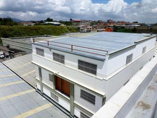 Espectacular Edificio Industrial De Venta En Mariche