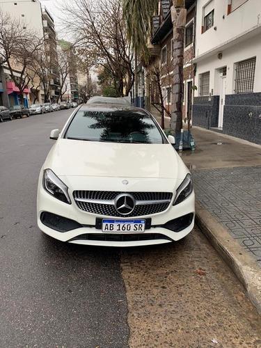 Mercedes Benz A250 Sedan 5 Puertas Kit Amg 2017 Blanco