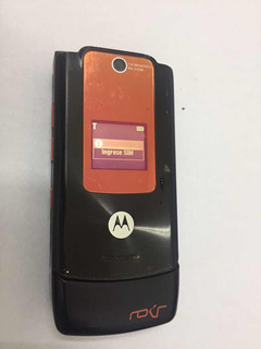 Motorola Rokr W5 Sin Bateria Y Tapa Trasera Funciona
