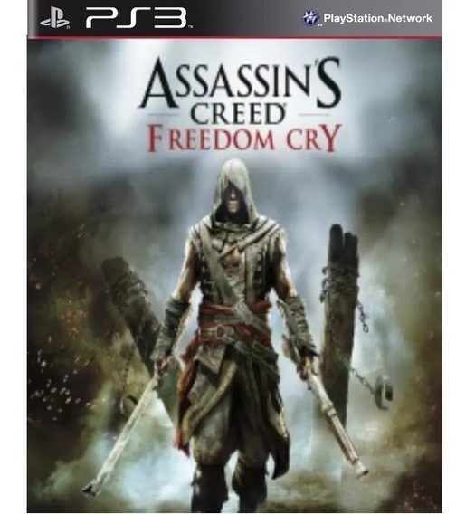 Assassins Creed Freedon Cry Ps3 Português - Midia Digital