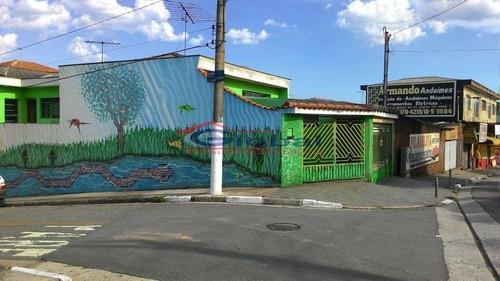Venda Casa - Vila Humaitá - Santo Andre  - Gl36160
