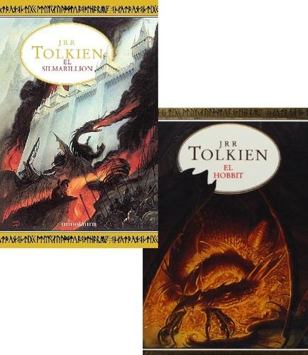 Pack Tolkien - El Hobbit + Silmarillon ( Señor De Anillos )