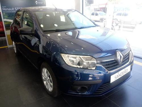 Renault Sandero Life 1.6 16v Sce Jk