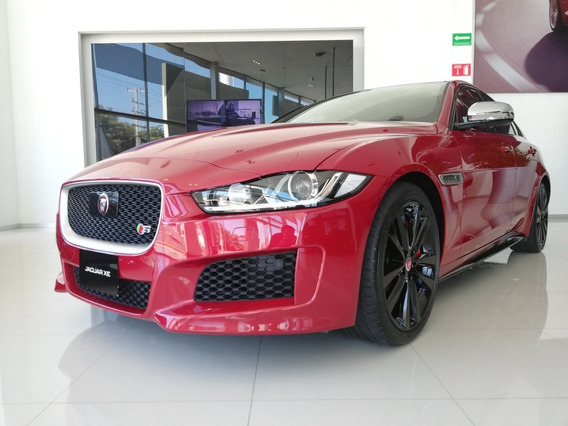 Jaguar Xe S 6 Cil Supercharged 2019