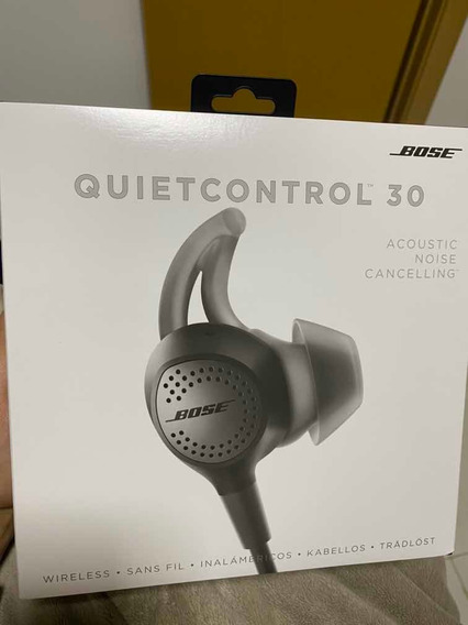 Fone Bose Quietcontrol 30 Bluetooth Noise Cancelling