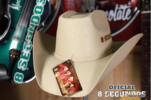 Sombrero Vaquero 8 Segundos
