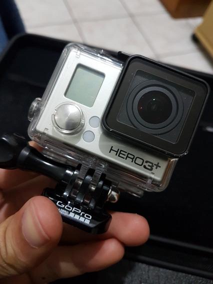 Câmera Gopro Hero 3+ Black Edition 1080p 2k 4k