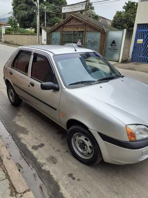 Ford Fiesta Ano 2000 Documento 2019 Ok Impécavel Muito Novo