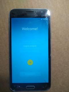 Samsung Galaxy J3 (sm-j320m) Defeito Na Tela O Resto Funcion