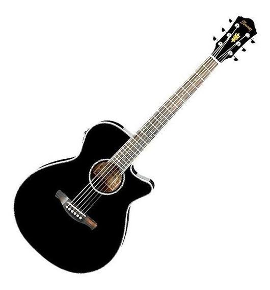 Guitarra Electroacústica Ibáñez /21 Trastes /negra