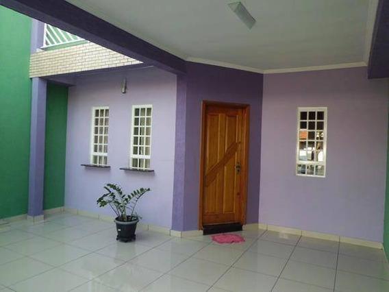 Casa Residencial À Venda, Vila Monte Alegre, Paulínia - Ca0246. - Ca0246