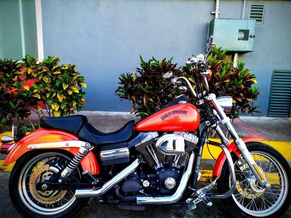 Harley Davidson Dyna Street Bob 1600cc