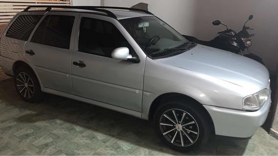Volkswagen Parati 1.6 Mi Cl 5p Gasolina 1999