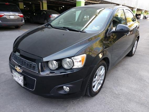 Chevrolet Sonic Ltz 2013 Automatico