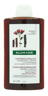 Klorane Shampoo De Quinina 400ml