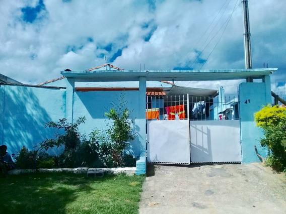 Casa/lote Com Escritura E Documetacao Ok- Chacara Guanabara