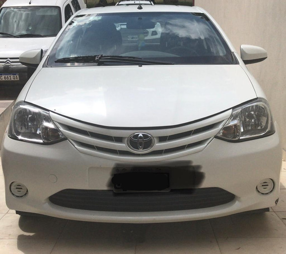 Toyota Etios 1.5 Sedan 5p Xs 2016 Oportunidad Liquido!!!!