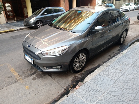 Ford Focus Iii 2.0 Sedan Se Plus At6 2016