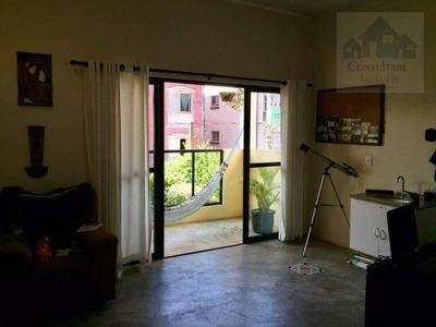 Casa Com 3 Dormitórios À Venda, 210 M² Por R$ 954.000 - Marapé - Santos/sp - Ca0455