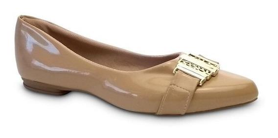 Sapatilha Sapato Feminina Com Fivela
