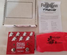 Pedal Fuhrmann Dual Hight Gain