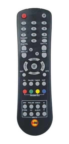 Controle Remoto Receptor Digital Orbisat S2200 Plus