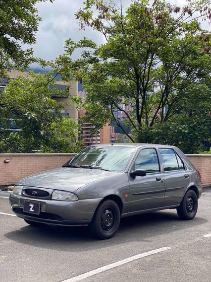 Ford Fiesta 1.2 Mt