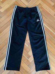 901b9c28 Pantalones Adidas Clasico Tres Rayas - Ropa y Accesorios en Mercado ...