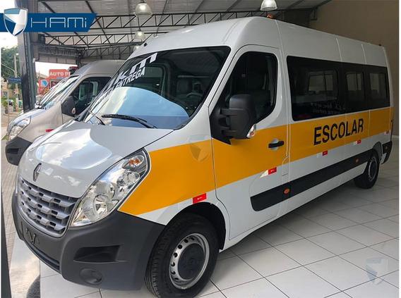 Renault Master L3h2 Escolar 20l 2019
