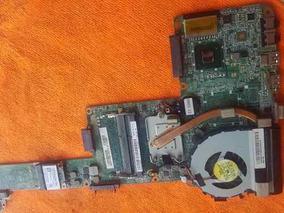 Tarjeta Madre Laptop Toshiba C845 Con Procesador Y Cooler