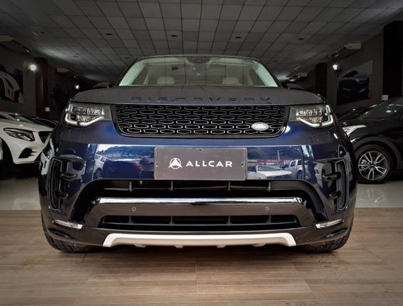 Land Rover Discovery Hse Td6 3.0 C/ Teto Solar. Azul 2017/17