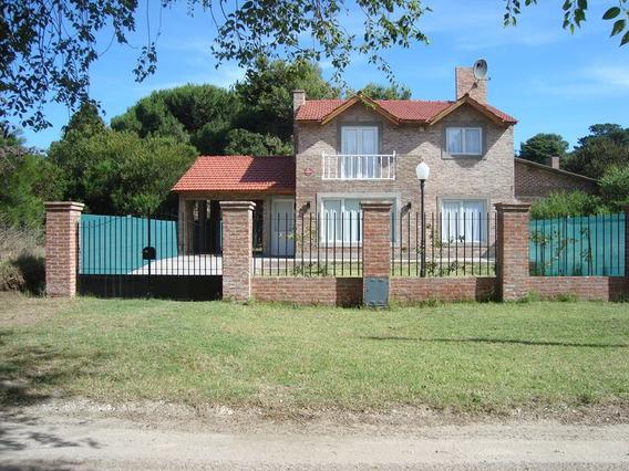 Alquiler Casa En Dunamar Claromeco