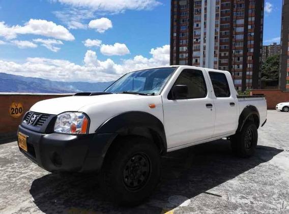 Nissan Frontier Np 300 Diesel 4x4