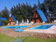 Cabañas Las Acacias San Pedro