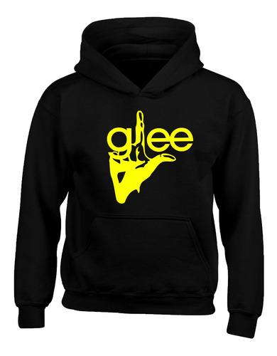Imagen 1 de 2 de Sudaderas Hoodies Glee Hombre Mujer