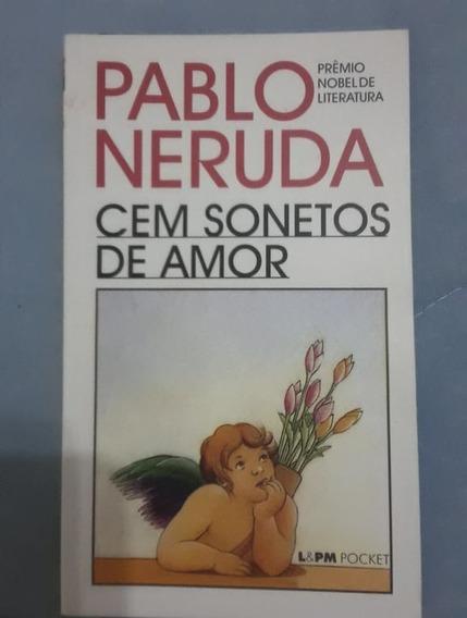 Livro Cem Sonetos De Amor