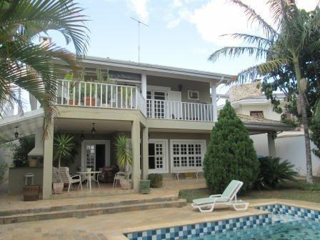 Casa Com 4 Dormitórios À Venda, 400 M² Por R$ 1.800.000,00 - Condomínio Jardim Paulista I - Vinhedo/sp - Ca3004