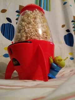 Nave Toy Story 4 Coleccionable Cinemex
