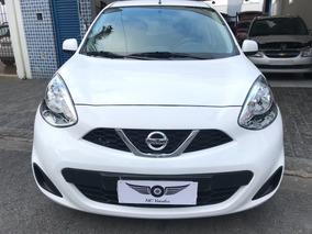 Nissan March 1.0 12v S 4p 2017 Carros E Caminhonetes