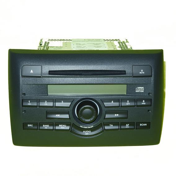 Radio Cd Player Original Fiat Stilo 2003/2007 Novo Na Caixa