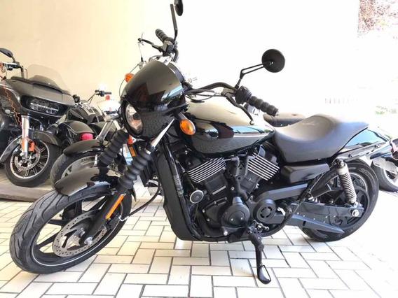 Harley-davidson Street 750 2015 Enterita Importada