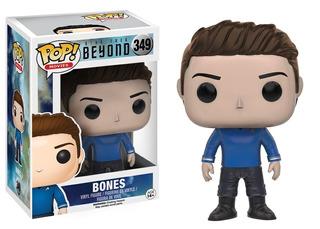 Funko Pop Bones 349 Star Trek Beyond Muñeco Original