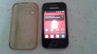 Celular Samsung Galaxy Young Gt-s5360b - Claro