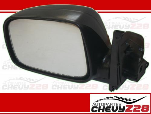 Dmax Retrovisor Manual Negro Izquierdo Luv D-max (2005-2014)